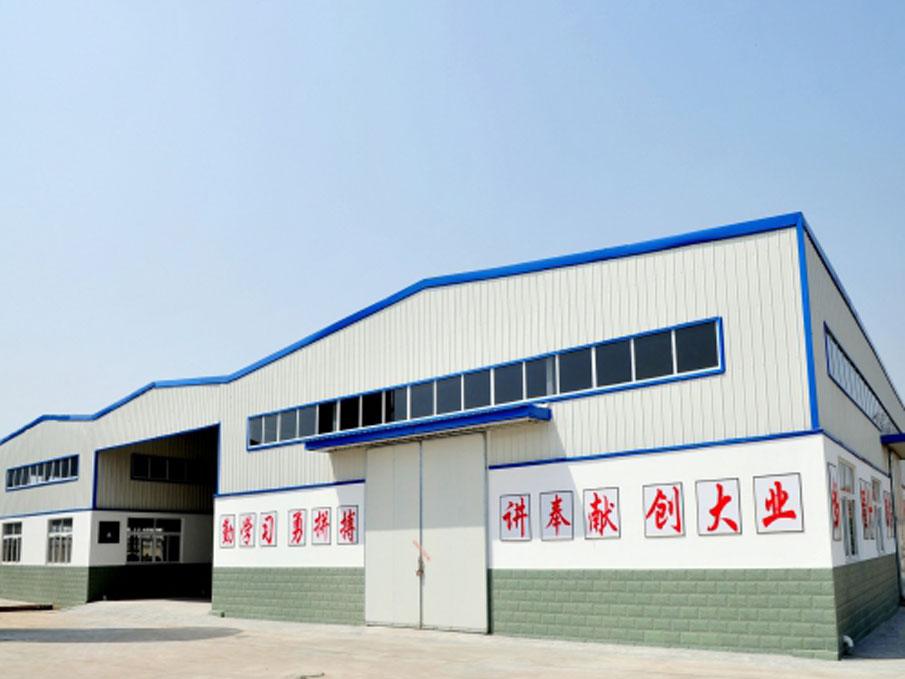 下塘yabo生产基地厂区图